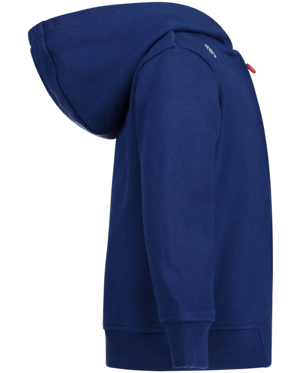 Cardigans - BLD - Donkerblauw sweatvest
